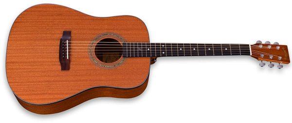 zad20 mahogany guitar