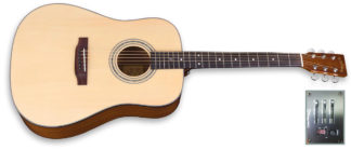 zad20e natural guitar