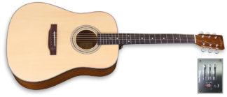 zad20e natural guitar