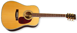 zad80 acoustic electric natural