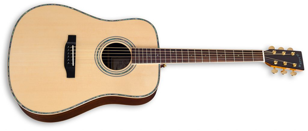 ZAD900 Solid Spruce/Rosewood Acoustic Pro Series