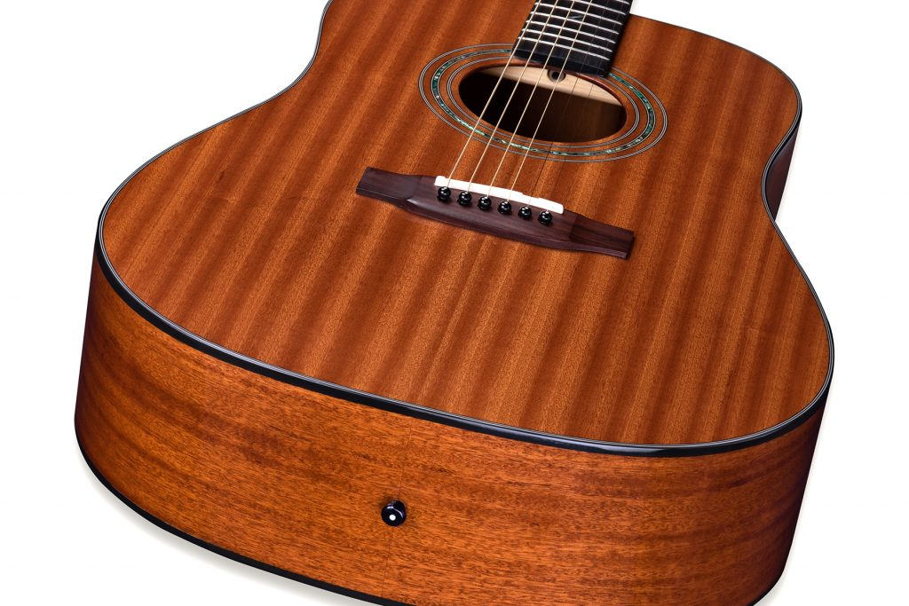 ZAD20 Solid African Mahogany Acoustic