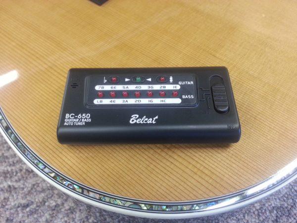 Sonic Guitar Tuner