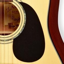 Zager Pick Guard - Gloss Black | Zager Guitars