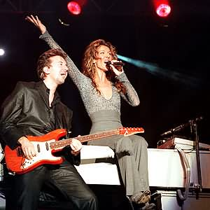 andre coutu and celine dion