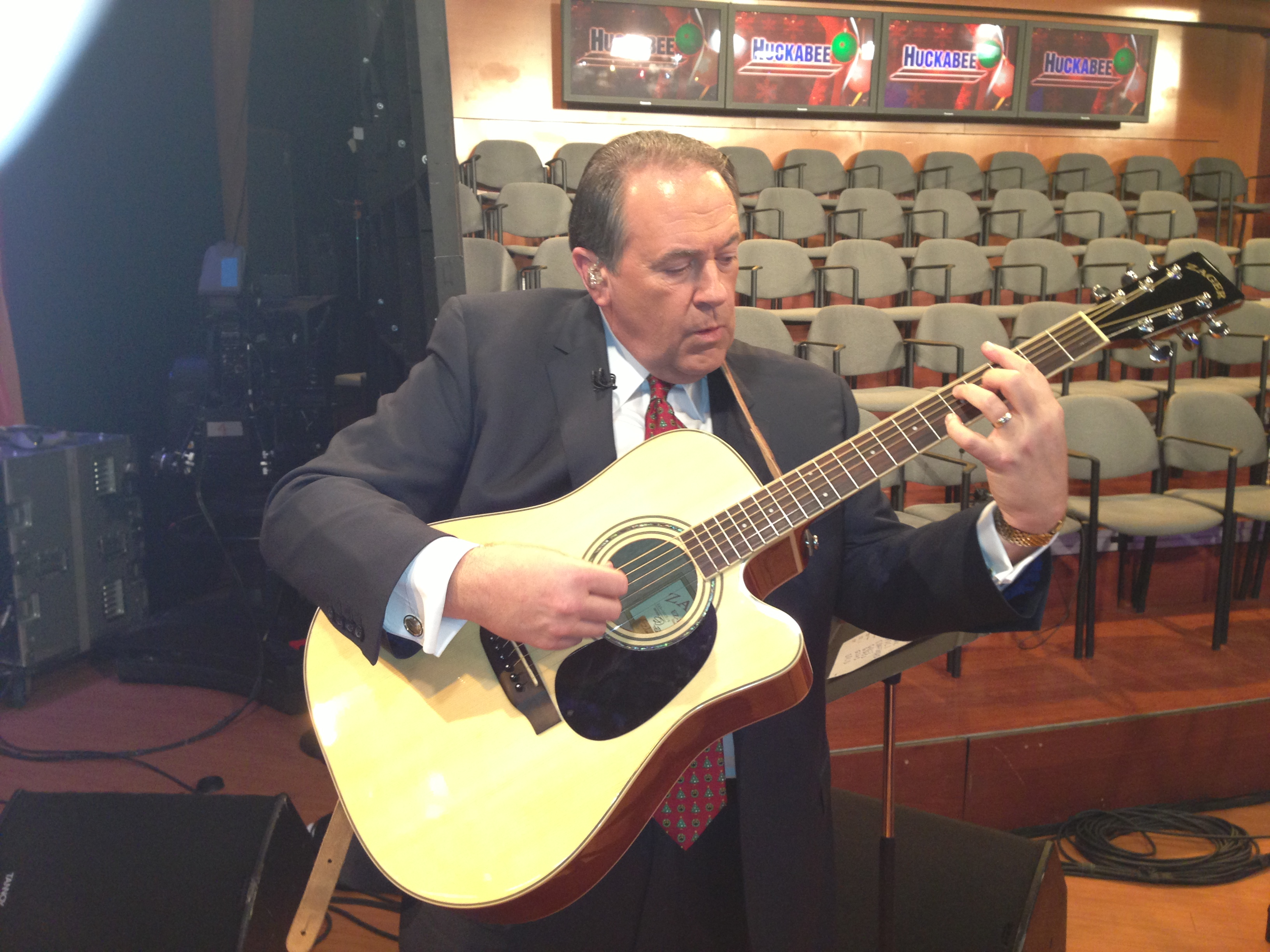 mike huckabee zager