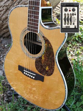 zad80ce om size guitar