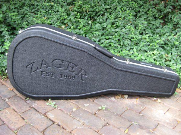 abs ultralight molded guitar case