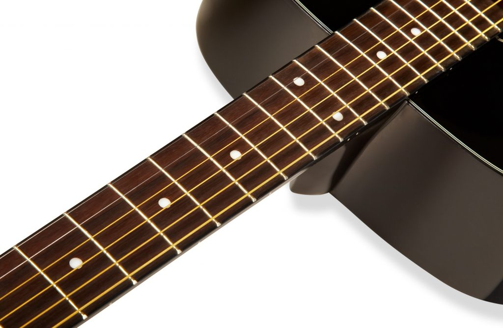 ZAD20E Solid Spruce/Mahogany Acoustic Electric Black Lacquer