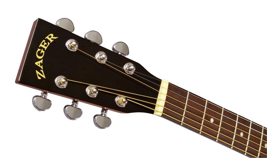 ZAD20E Solid Spruce/Mahogany Acoustic Electric Vintage Sunburst