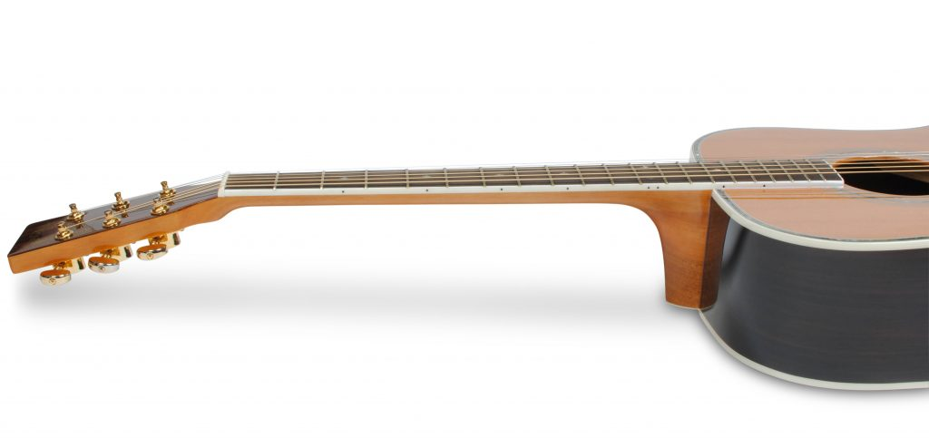 ZAD80 Solid Cedar/Rosewood Acoustic Pro Series