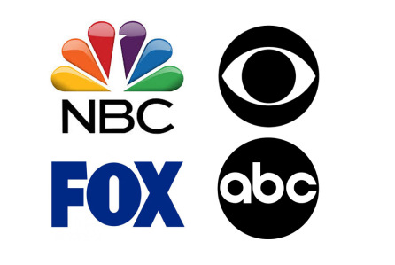 NBC-CBS-abc-FOX