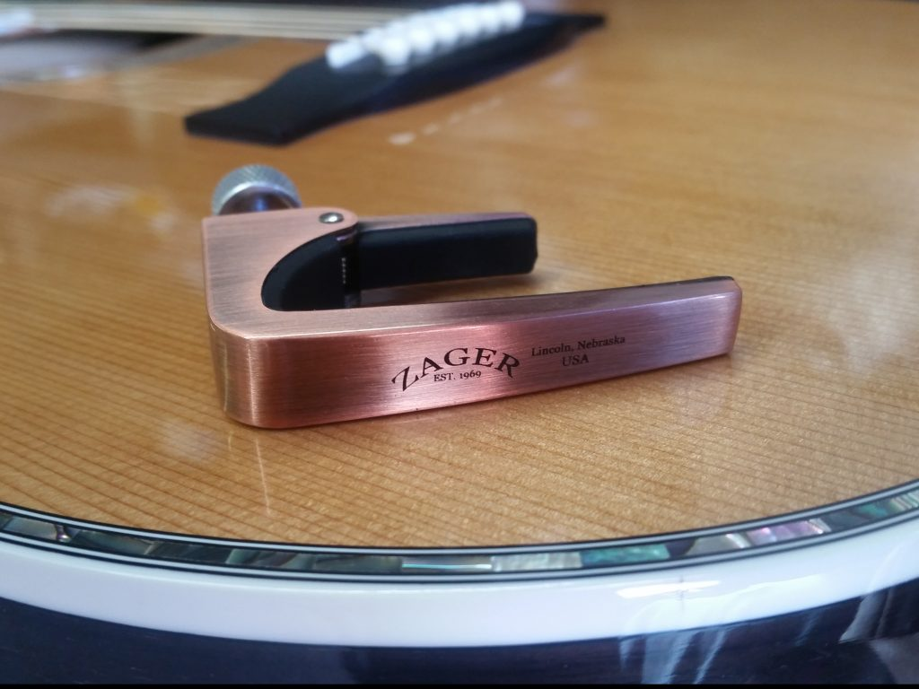 Zager Professional Capo