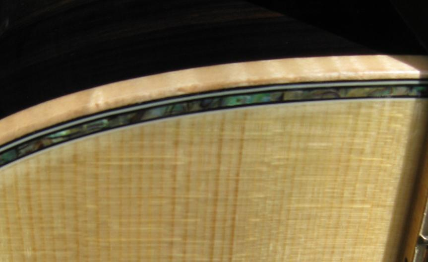 binding maple