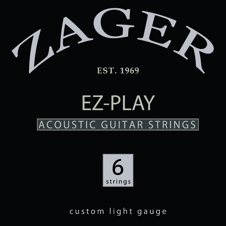 zager ez play guitars
