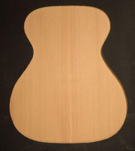 guitar top cedar