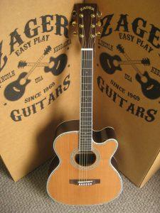 #1710 80CEOM Acoustic Electric Discount Guitar