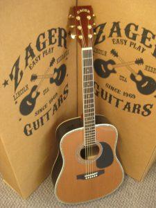 #1729 ZAD80 Acoustic Discount Guitar