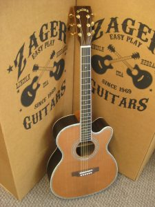 #1735 80CEOM Acoustic Electric Discount Guitar