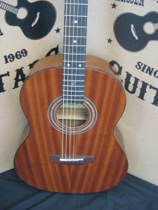 #1875 Parlor Acoustic Discounted Guitar