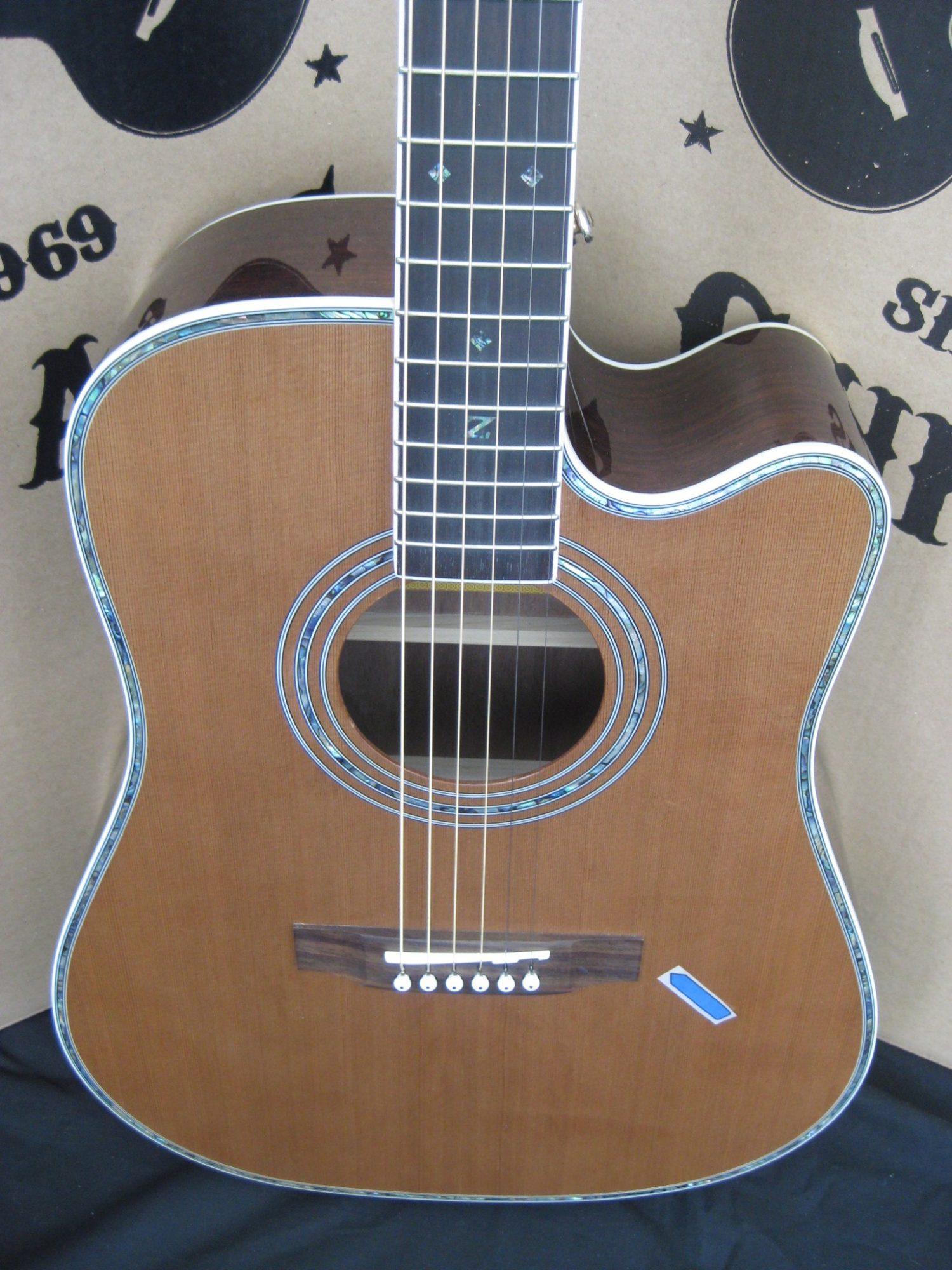 1769 80ce acoustic electric discount guitar zager guitars. Black Bedroom Furniture Sets. Home Design Ideas
