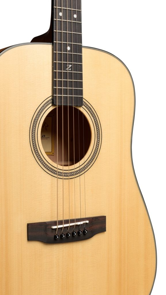 ZAD50 Solid Spruce/Mahogany Acoustic