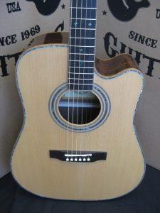 #1819 900CE Acoustic Electric Discount Guitar