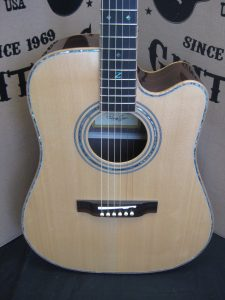 #1820 900CE Acoustic Electric Discount Guitar