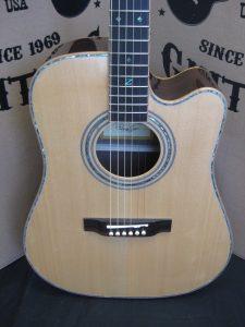 #1820 900CE Acoustic Electric Discount Guitar
