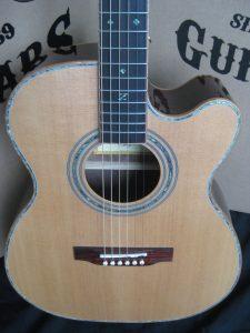 #1807 900CEOM Acoustic Electric Discount Guitar