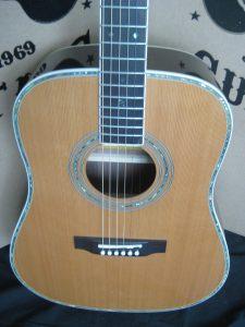 #1809 ZAD80 Acoustic Discount Guitar