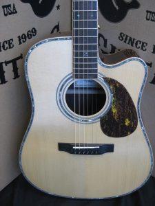 #1812 900CE Acoustic Electric Discount Guitar