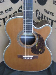 #1817 80CEOM Acoustic Electric Discount Guitar