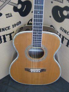 #1824 80OM Acoustic Discount Guitar