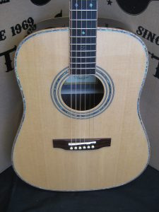 #1829 ZAD900 Acoustic Discount Guitar