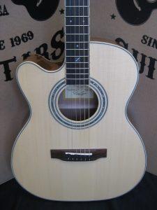 #1836 50CEOM LH Acoustic Electric Discount Guitar