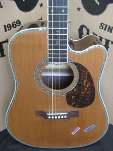 #1843 80CE Acoustic Electric Discount Guitar