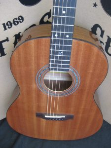 #1845 Parlor Acoustic Discount Guitar