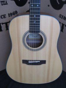 #1846 ZAD50 Satin Acoustic Discount Guitar