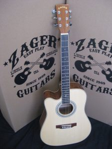 50CE LH Acoustic Electric LEFT HANDED Guitar