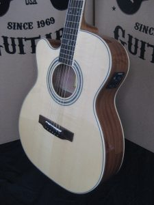 50CEOM LH Acoustic Electric LEFT HANDED Guitar