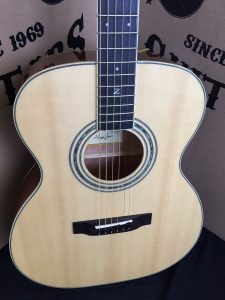 #1897 - ZAD50 OM Acoustic Discount Guitar
