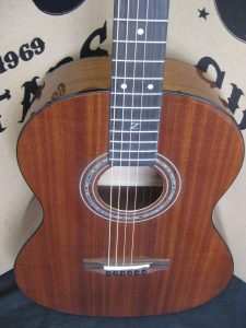 #1890 - Parlor Acoustic Discount Guitar