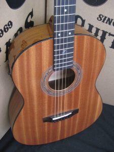 #1892 - Parlor-E Acoustic Electric Discount Guitar