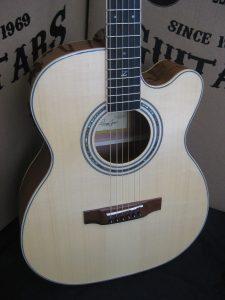 #1893 - 50CEOM Acoustic Electric Discount Guitar