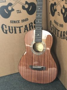 #1905 - Travel Acoustic Discount Guitar