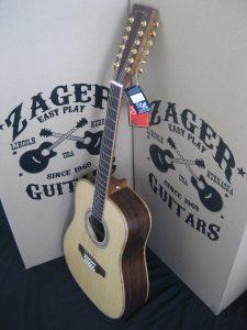 Custom 900E-12 String Acoustic Electric Guitar