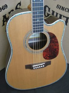 #2019 - 80CE Acoustic Electric Discount Guitar
