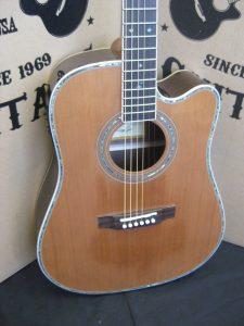 #1911 - 80CE Acoustic Electric Discount Guitar