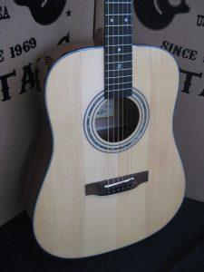 #1918 - ZAD20N Acoustic Discount Guitar